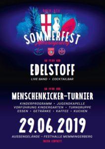 Open Air Sommerfest Memmingerberg